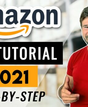Amazon Affiliate Marketing For Beginners 2021 –  Fastest & Easiest Way to Make Money Online