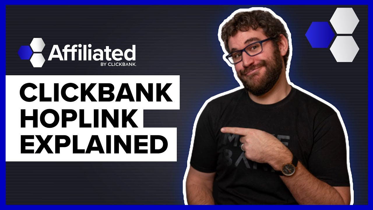 ClickBank Hoplink EXPLAINED: How To Promote ClickBank Products