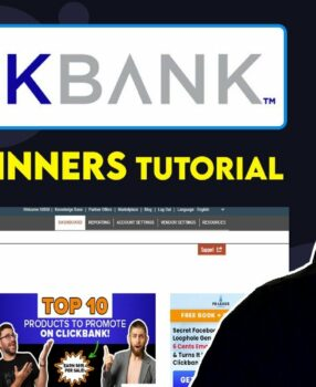 Clickbank For Beginners Tutorial   Clickbank Stats Explained