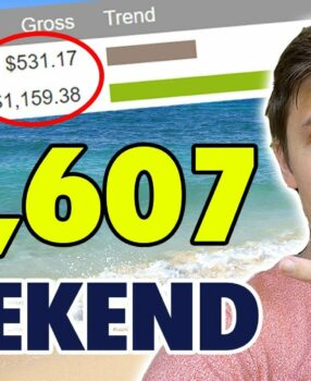 How to Make $1,607 Every Weekend on ClickBank (No Experience Needed)