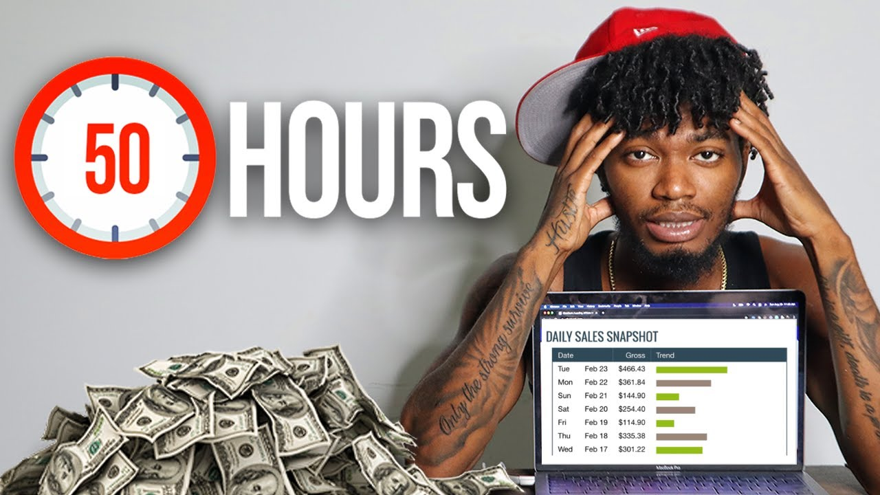 I Tried Clickbank With NO MONEY For 50 Hours