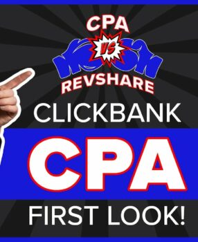 ClickBank Now Supports CPA Marketing – Full ClickBank Tutorial 2021
