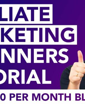 Affiliate Marketing For Beginners 2021 | Complete Tutorial